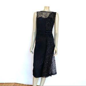 Tatyana Black Widow Dress